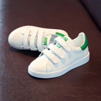 Green spring and summer New style children's shoes Shoes