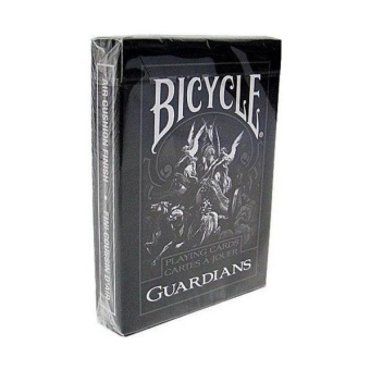 Guardian Edition Bicycle Poker Playing Cards - 1 Deck - intl Price Philippines
