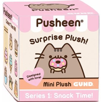 Gund Pusheen blind box-Series #1 Plush Price Philippines