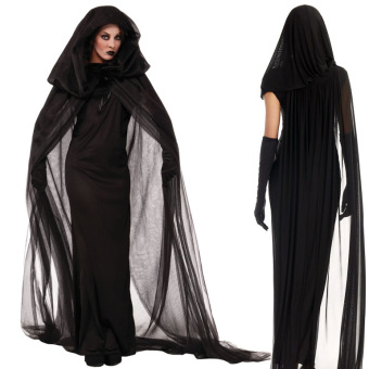 Halloween adult female witch dress