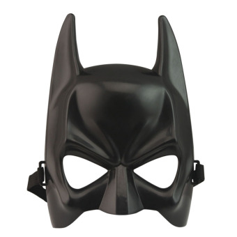 Halloween Batman Mask Face Costume Masquerade Party Prom Bat ManFace