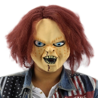 Halloween Party Horror Latex Mask for Child Play Chucky Action Figures Masquerade