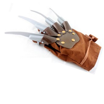 Halloween Props Gift Product Freddy Krueger Glove From A Nightmare on Elm Street