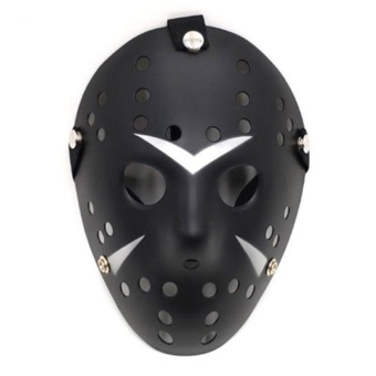 Halloween you must have it New Jason Voorhees Friday the 13th Horror Movie Halloween Costume Mask - intl