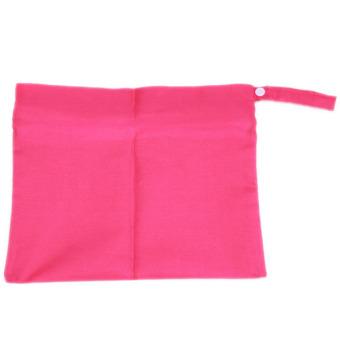 Hanyu Baby Waterproof Storage Bags Pink