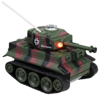 Happy Cow 777-215 Tank-7 Remote Control Toy (Camouflage 1)
