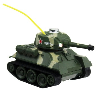 Happy Cow 777-215 Tank-7 Remote Control Toy (Camouflage 2)