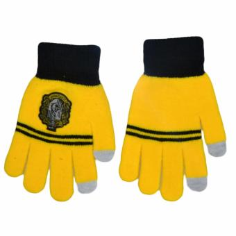 Harry Potter Gryffindor, Ravenclaw, Hufflepuff, Slytherin MagicTouch Gloves