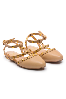 HDY Amanda Kids Shoes (Beige) - picture 2