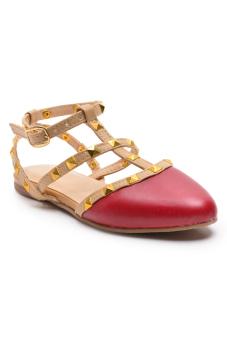 HDY Amanda Kids Shoes (Red)