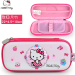 Hello Kitty cartoon girls large capacity stationery bags pencil case