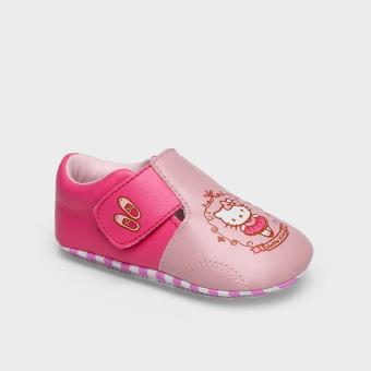 Hello Kitty Girls T-Strap Sneakers