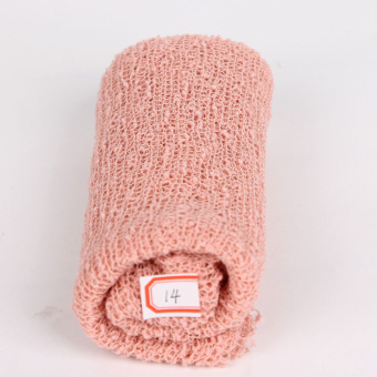 HengSong NewBorn Baby Boy Girl Photography Suit Infant Knit OutfitLight Pink - intl