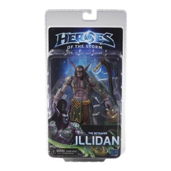 "Heroes of the Storm The Betrayer "" Illidan"" Action Figure"