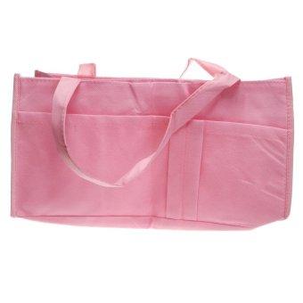 HKS Bag Mommy Shoulder Divider Handbag (Pink) - Intl - picture 2
