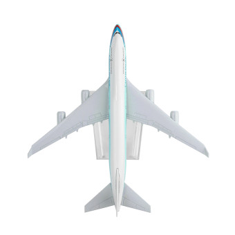 Hong Kong Cathay Pacific Boeing 747 16cm Metal Airplane ModelsChild Birthday Gift Plane Models Home Decoration - Intl - 3