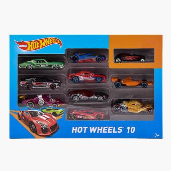 Hot Wheels Basic Car 10 Pack