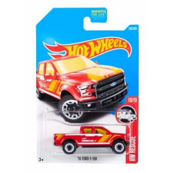 Hot Wheels Basic Car - 15 Ford F-150 DC:962J