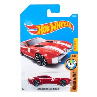 Hot Wheels Basic Car - Ccm Country Club Muscle DC:962J