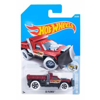 Hot Wheels Basic Car - So Plowed DC:962L