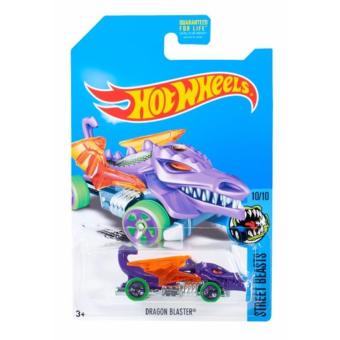 Hot Wheels Basic Car - T-Hunt Dragon Blaster Price Philippines