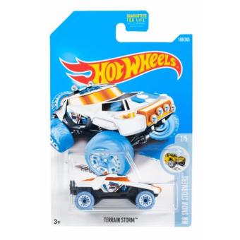 Hot Wheels Basic Car - Terrain Storm DC:962J