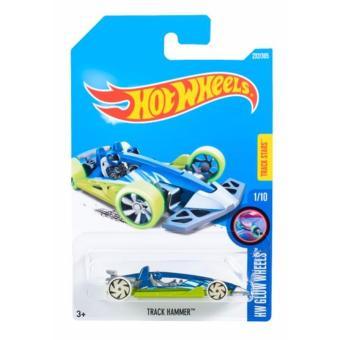 Hot Wheels Basic Car - Track Hammer DC:962L