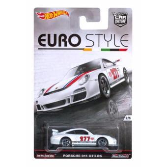 Hot Wheels Car Culture - Porsche 911 GT3 RS