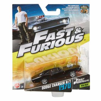 Hot Wheels Fast & Furious 8 - 1:55 DODGE CHARGER R/T