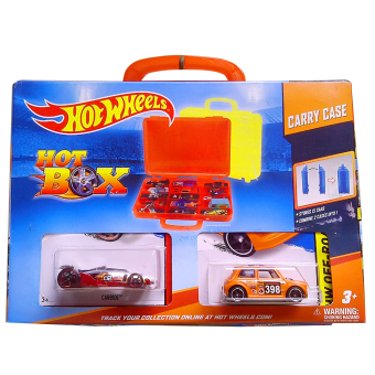 Hot Wheels Hotbox Plus 2 Basic Car