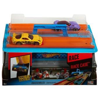 Hot Wheels(R) Race Case(TM) Track Set