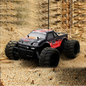 Huanqi 543 off-road RC Vehicle 1/10 Scale Large Tires High Racing Car - intl