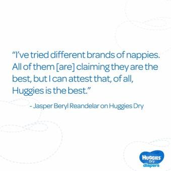 Huggies Dry Newborn Pack (NB, Small & Huggies Baby Wipes) - 5