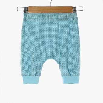 Hush Hush Baby Boys Knight or Day Hooded tee and Pajama Set (Blue) - 4