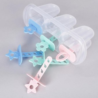 Ice Popsicle Maker Ice Cream Mold Set of 6 - picture 2