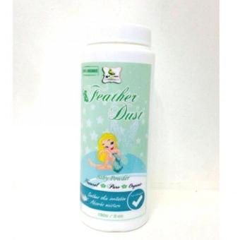 Harga Natures Buds Feather Dust Baby Powder