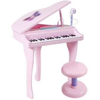 Harga E&E BFL-88022 Children Toy Multi-function Electric Piano (Pink)