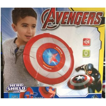 Harga Avengers Hero Shield Lighting