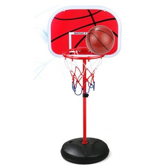 Height Adjustable Kids Mimi Basketball Hoop Rim Net Set Backboard Basket Ball Price Philippines
