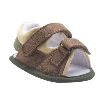 Enfant Baby Sandals (Brown) Price Philippines