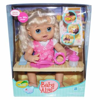Talking Doll My Baby Alive (Pink) Price Philippines