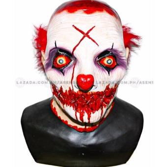 Harga Asenso Scary Killer Clown Mask