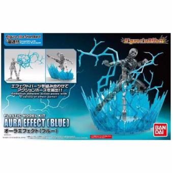 Harga Bandai 4549660129714 Figure-rise Standard Aura Effect Blue Ver. Plastic Model Kit ORIGINAL*