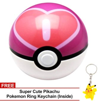 ANIME ZONE Pokemon Anime 7-cm Super Cool Love Ball Pokeball Cosplay and Toy Model Price Philippines