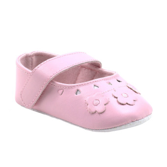BABY STEPS Fragrance Baby Girl Sandals (Pink) Price Philippines