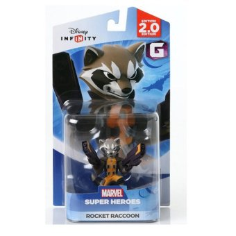 Harga Disney Interactive Infinity 2.0: Marvel Super Heroes Rocket Raccoon Figure