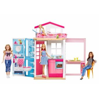 Harga Barbie® 2-Story House & Doll