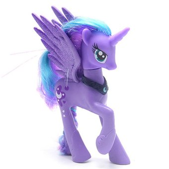 Harga My Little Pony Princess Twilight Sparkle Luna Moon Kid Toy Gift Purple