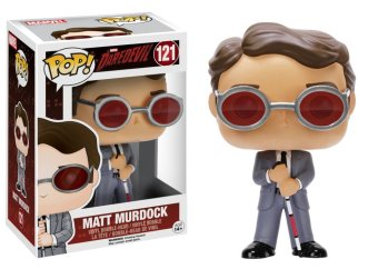 Harga Funko Pop Marvel Daredevil TV Matt Murdock