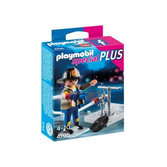 Harga Playmobil Special Plus Fire Man With Hose